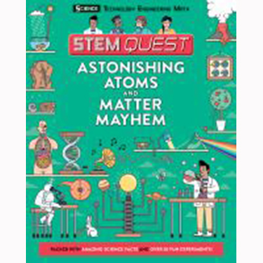 Image For Astonishing Atoms by Stem Quest