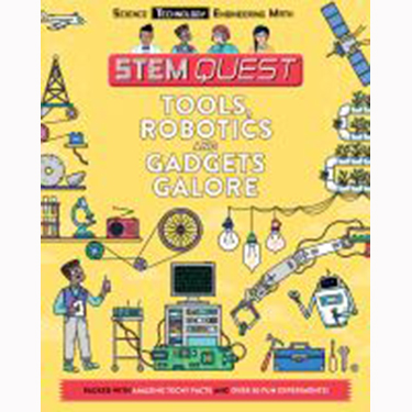 Image For Tools Robotics by Stem Quest