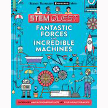 Image For Fantastic Forces by Stem Quest