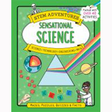 Image For Sensational Science by Stem Adventures