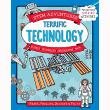 Image For Terrific Technology by Stem Adventures