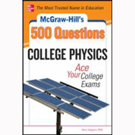Image For College Physics by 500 Questions