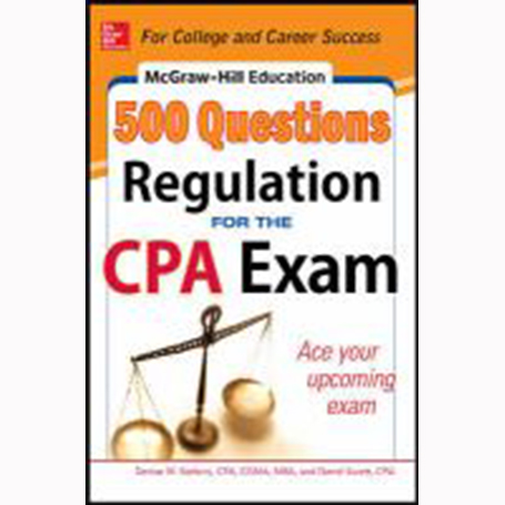 Image For CPS Exam by 500 Questions