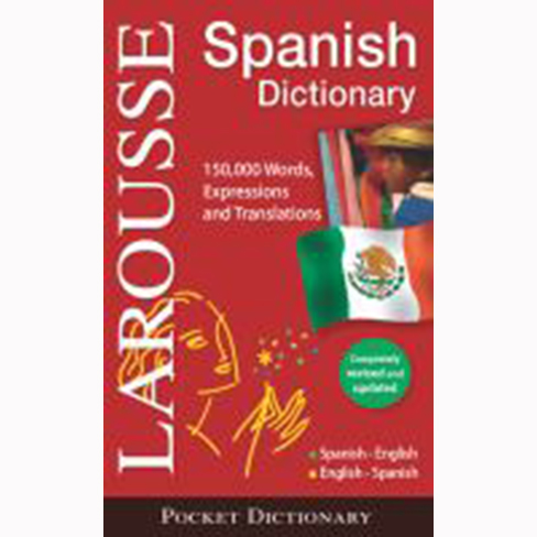 Image For Spanish English Dictionary by Larousse