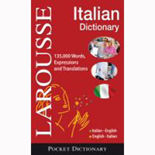 Cover Image For Italian English by Larousse