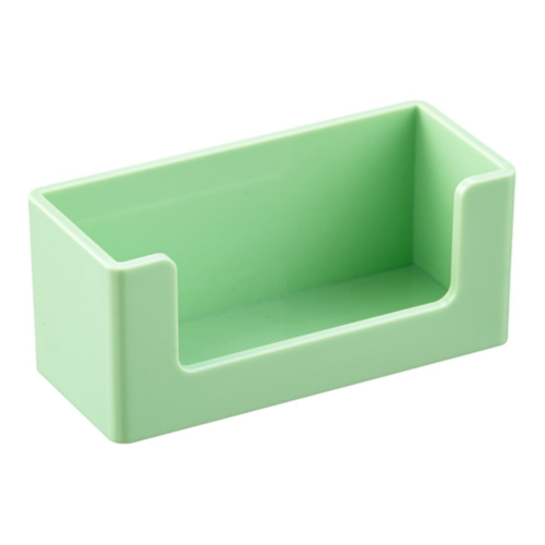 Image For Poppin Mint Business Card Holder