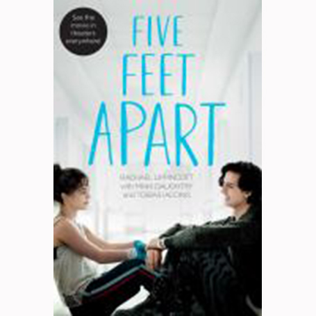 Image For Five Feet Apart by Rachael Lippincott