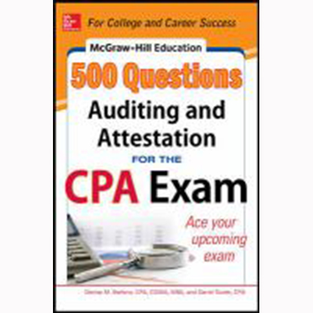 Image For Auditing and Attestation by 500 Questions