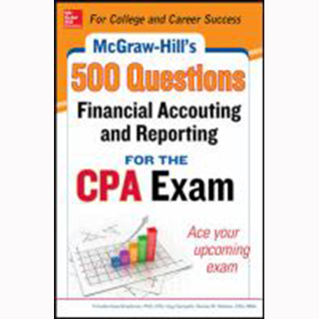 Image For Financial Accounting by 500 Questions
