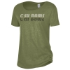 Cover Image for Granite Heather Colorado State Fort Collins Champion Tee