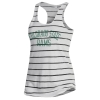 Image for Striped Colorado State Rams Tank Top by Alternative Apparel