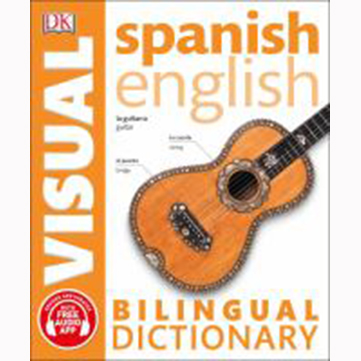 Image For Visual Spanish by Dorling Kindersley Publishing Staff
