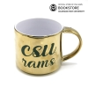 Cover Image for Ivory 14 Oz. Colorado State University Mug
