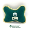 Cover Image for CSU Green Metal Pet Bowl