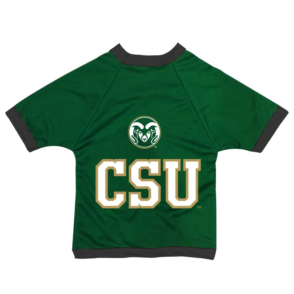 Image For CSU Rams Athletic Dog Jersey
