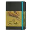 Cover Image for Pentalic Traveler Pocket Journal Gray