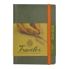 Image for Pentalic Traveler Pocket Journal Gray