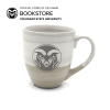 Image for Tan Earth Tone CSU Ram Head Ceramic Mug