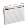 "Cover Image for Oxford 3""X 5"" Ruled Index Cards Binder Refills"