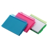 "Image for Spiral Index Cards With Poly Covers, 3"" X 5"", Assorted"