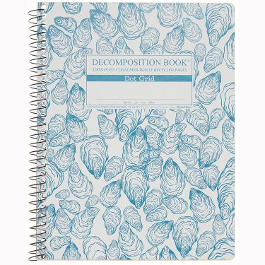 Image For Oysters Dot Grid Decomposition Book
