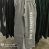 Image for Semester at Sea Graphite Open Bottom Sweatpants by MV Sport