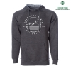 Image for UScape Apparel CSU Starry Landscape Deluxe Hoodie- Size XXL