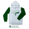 Cover Image for Vegas Gold Champion Colorado State Rams Hooded Sweatshirt
