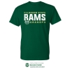 Image for CSU Rams Green Grandpa T-Shirt