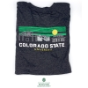 Image for UScape Apparel CSU Skyline Short Sleeve Granite T-Shirt