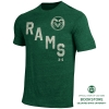 Image for Under Armour Legacy Triblend CSU Rams Crew T-Shirt