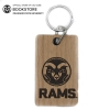 Image for Wood Rams Key Chain