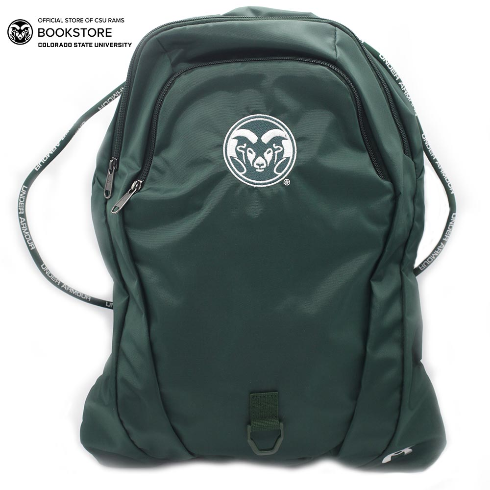 Image For Green Colorado State Under Armour Sackpack