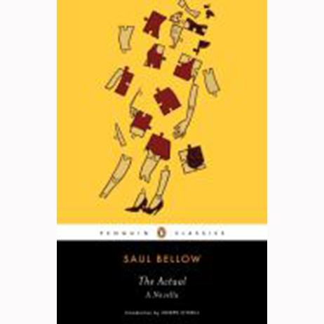 Image For Actual by Saul Bellow
