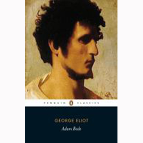 Cover Image For Adam Bede by George Eliot