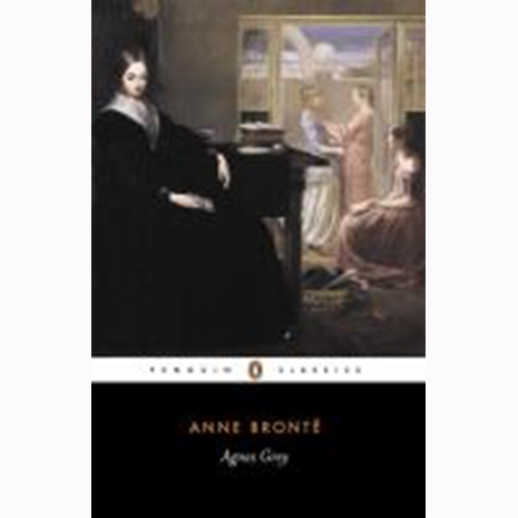 Cover Image For Agnes Grey by Anne Brontë