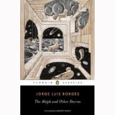Image For Aleph and Other Stories by Jorge Luis Borges