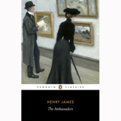 Image For Ambassadors by Henry James