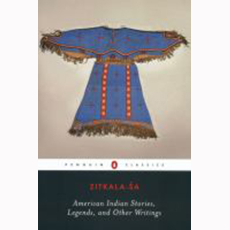 Image For American Indian Stories, Legends by Zitkala-Sa