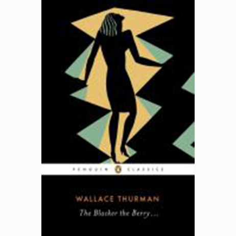 Image For Blacker the Berry by Wallace Thurman