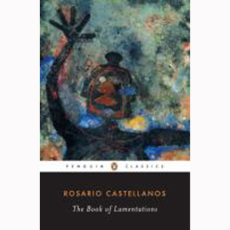 Image For Book of Lamentations by Rosario Castellanos
