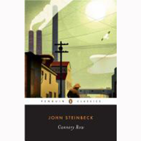 Image For Cannery Row by John Steinbeck