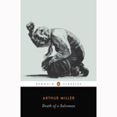 Cover Image For Death of a Salesman by Arthur Miller