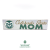 Cover Image for Colorado State Dad Decor Sign