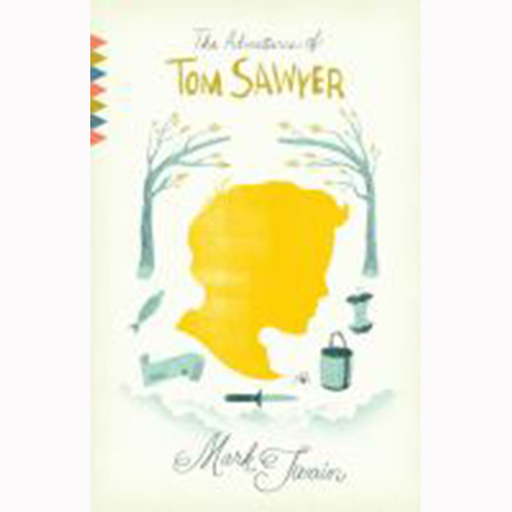 Image For Adventures of Tom Sawyer by Mark Twain