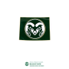 "Cover Image for 3"" Colorado State Flag Dizzlers Sticker"