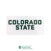 Cover Image for Static Cling Colorado State Decal