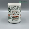Image for Colorado State University 15oz. Grande Impact Julia Gash Mug
