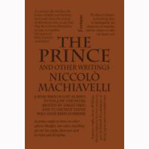 Cover Image For Prince and Other Writings by Niccolo Machiavelli