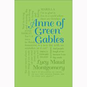 Image For Anne of Green Gables by L M Montgomery
